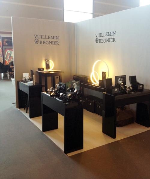 Vuillemin regnier au salon eclat de mode bijorhca du 30 for Salon bijorhca